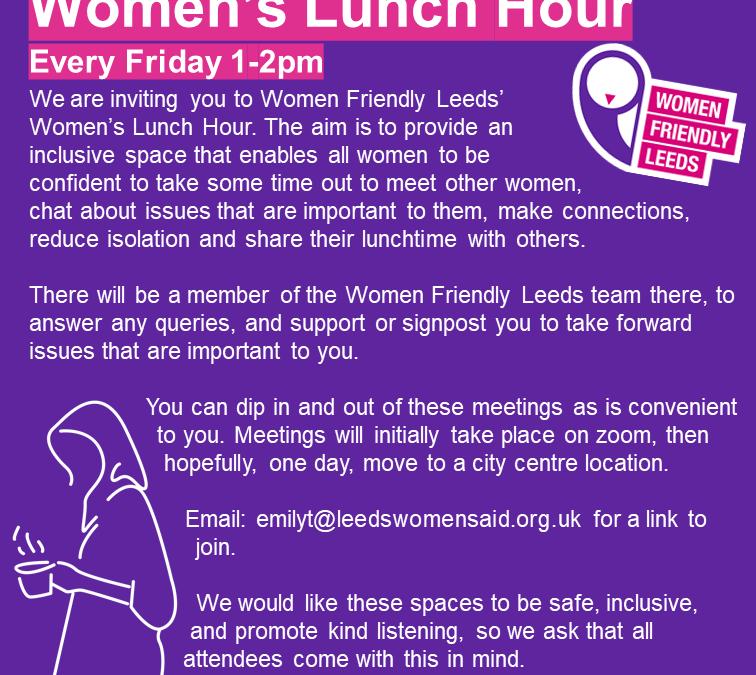 Women's Lunch Hour