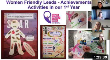 Women Friendly Leeds First Annual Event
