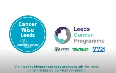 Leeds works together to urge women attend for cervical screening