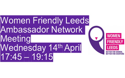 The 1st Ambassadors' Network Meeting – 14th April 2021