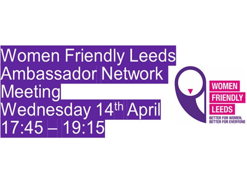 The 1st Ambassadors' Network Meeting – 14th April 2021